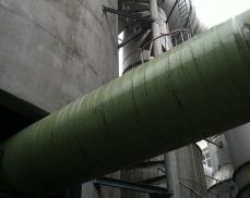 定制大型玻璃钢烟囱