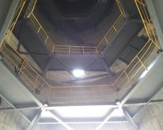张家港大型玻璃钢烟囱