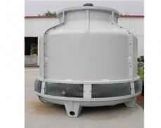 新型圆形玻璃钢冷却塔