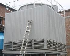 新型方形玻璃钢冷却塔