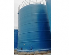 1000m3大型玻璃钢储罐(泉州玖龙)